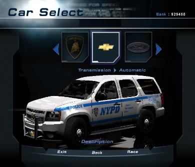 New York State Police Hp Cars
